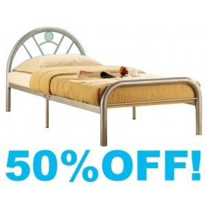 3ft Sierra Metal Bed Frame