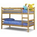 3ft Solid Pine Beta Bunk Bed