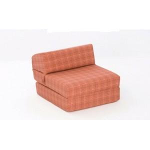 Kids Bed TIVOLI TERRACOTTA Single Chair Cotton Drill Golf