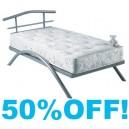 3ft Uni Metal Bed Frame