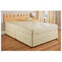 4ft6  Double Divan Bed + Mattress 4ft6 Clara Economy