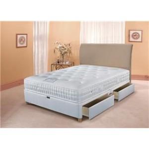 4ft6 Comfortable 1400 NO STORAGE Divan Set