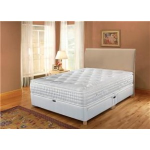 4ft6 Comfortable 2000 NO STORAGE Divan Set