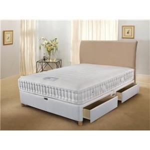 5ft Comfortable 1200 Divan - CONTINENTAL STORAGE