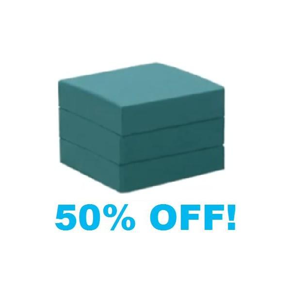 Single Chair Bed Foam Cube