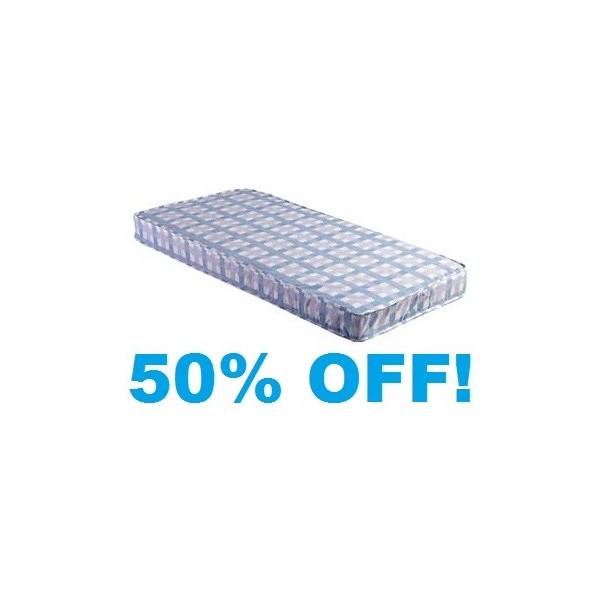 Small Single Bed : 2FT 6 SMALL SINGLE STANDARD MATTRESS - MEDIUM FIRM (Product ID: 68)