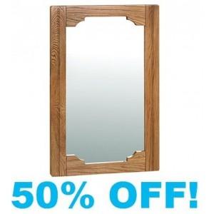 Troyes Oak Mirror - Large