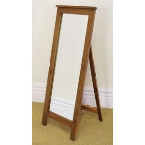 Raphael Oak Cheval Mirror