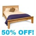 Hortense Pine 3ft Single Bed